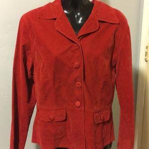 Rouge Helium Red Jacket Size M